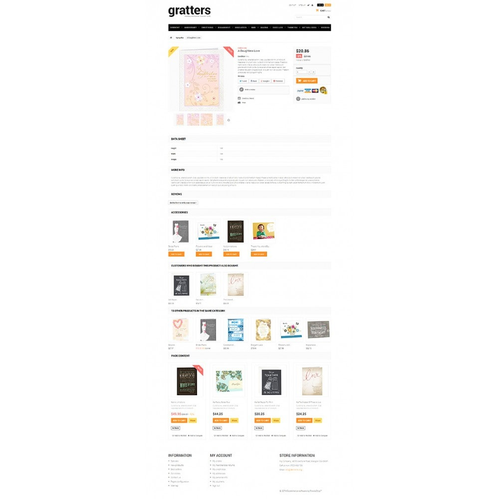 theme - Kultura & Sztuka - All Occasions Cards Store - 6
