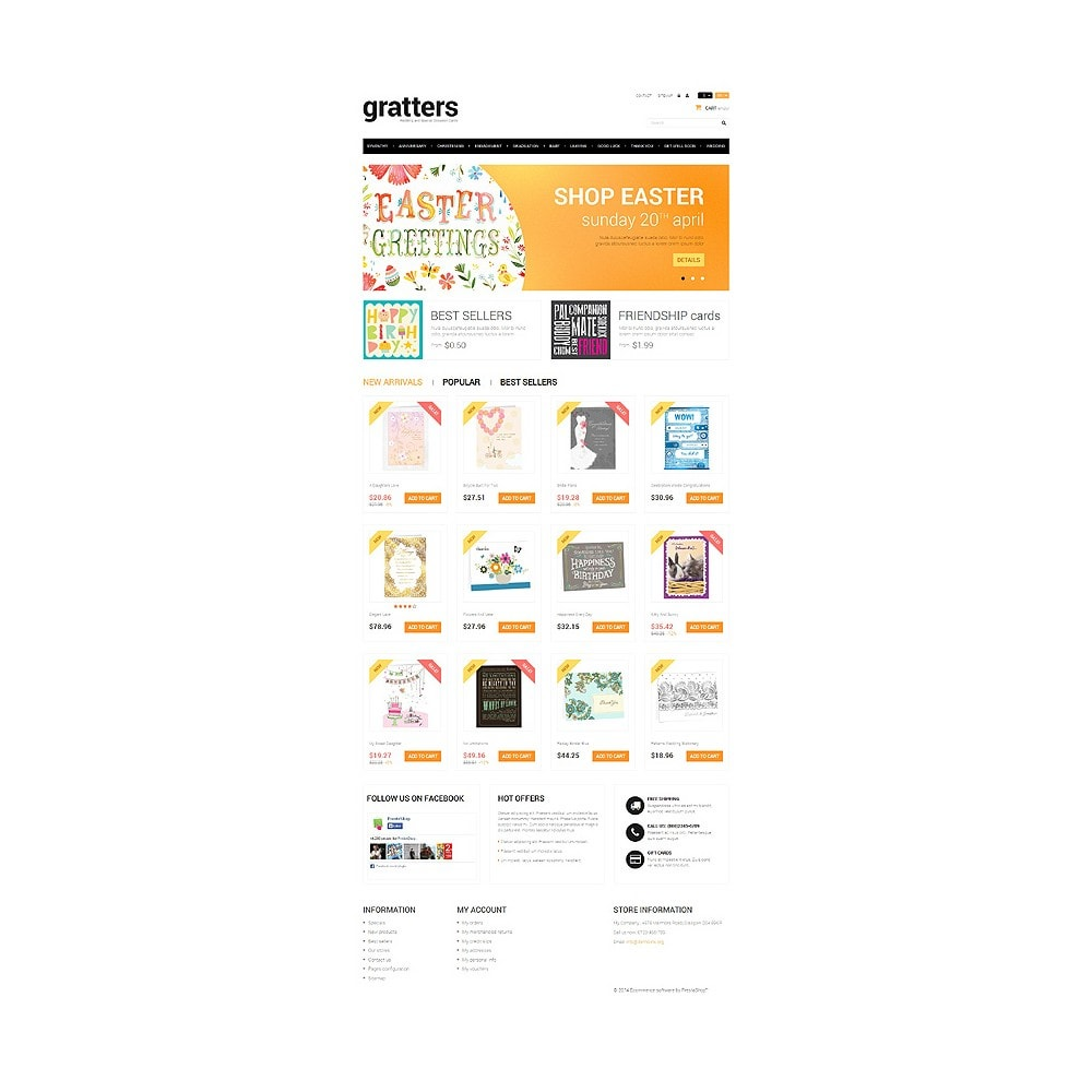 theme - Kultura & Sztuka - All Occasions Cards Store - 10