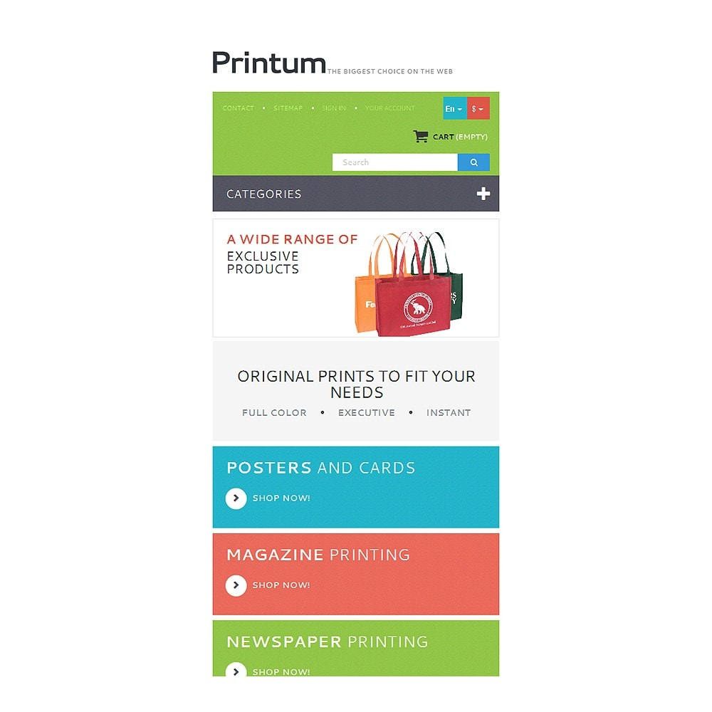 theme - Arte e Cultura - Harmonious Print Store - 9
