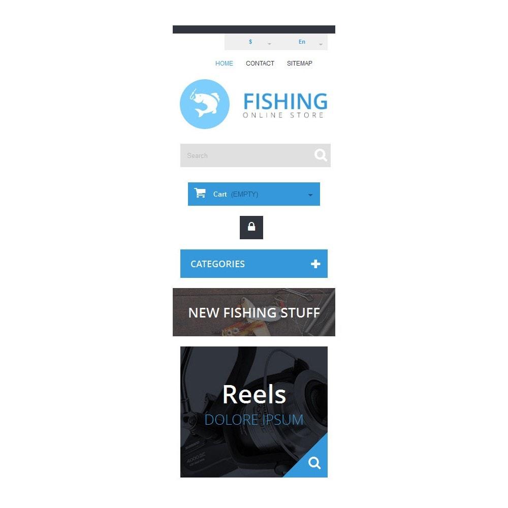 theme - Sport, Aktivitäten & Reise - Fishing Store - 9