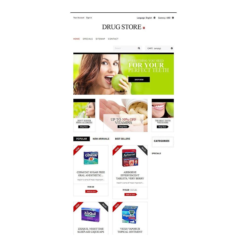 theme - Salud y Belleza - Drug Store - 7