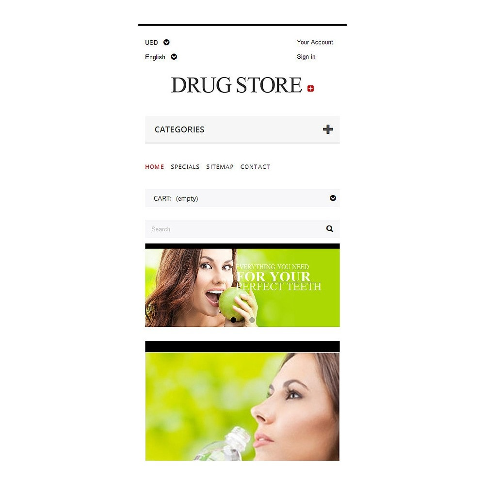 theme - Salud y Belleza - Drug Store - 8