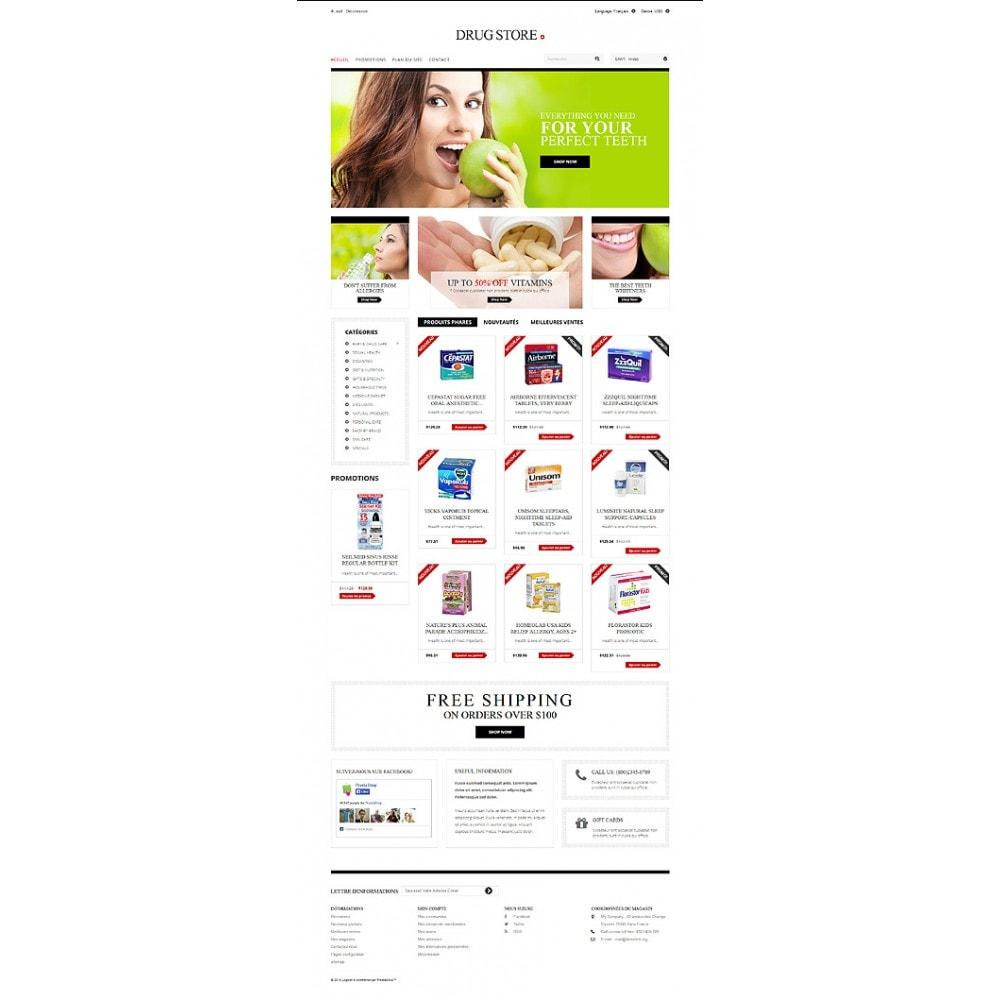 theme - Salud y Belleza - Drug Store - 10