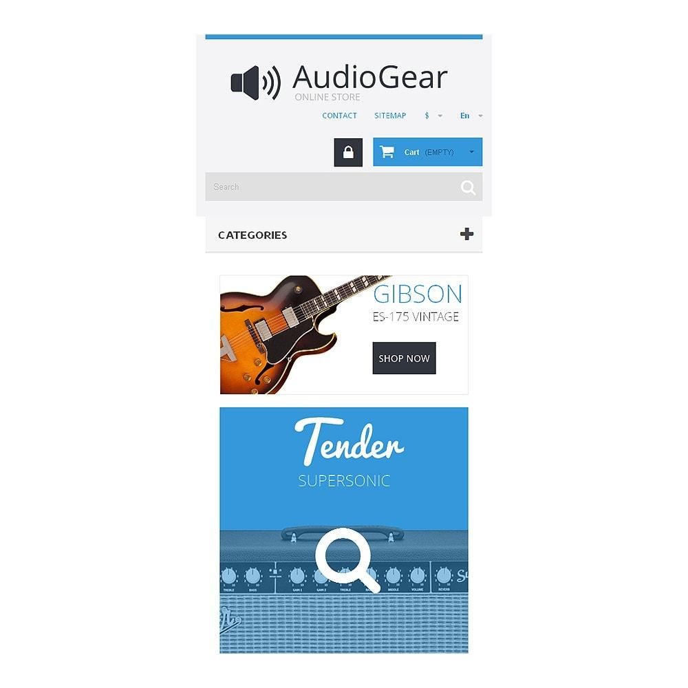 theme - Arte & Cultura - Music Equipment - 8