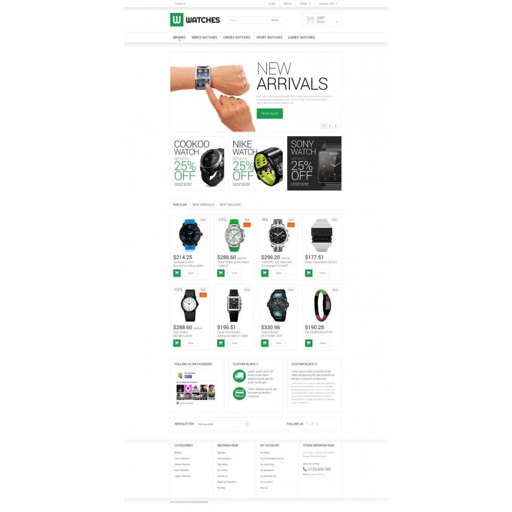 theme - Moda & Obuwie - Watches Shop - 2
