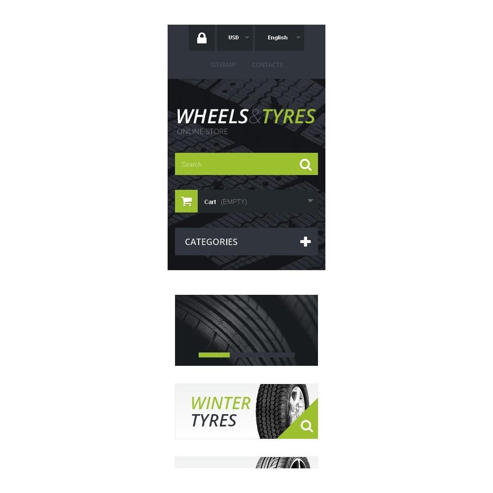 theme - Auto & Moto - Wheels and Tyres - 6