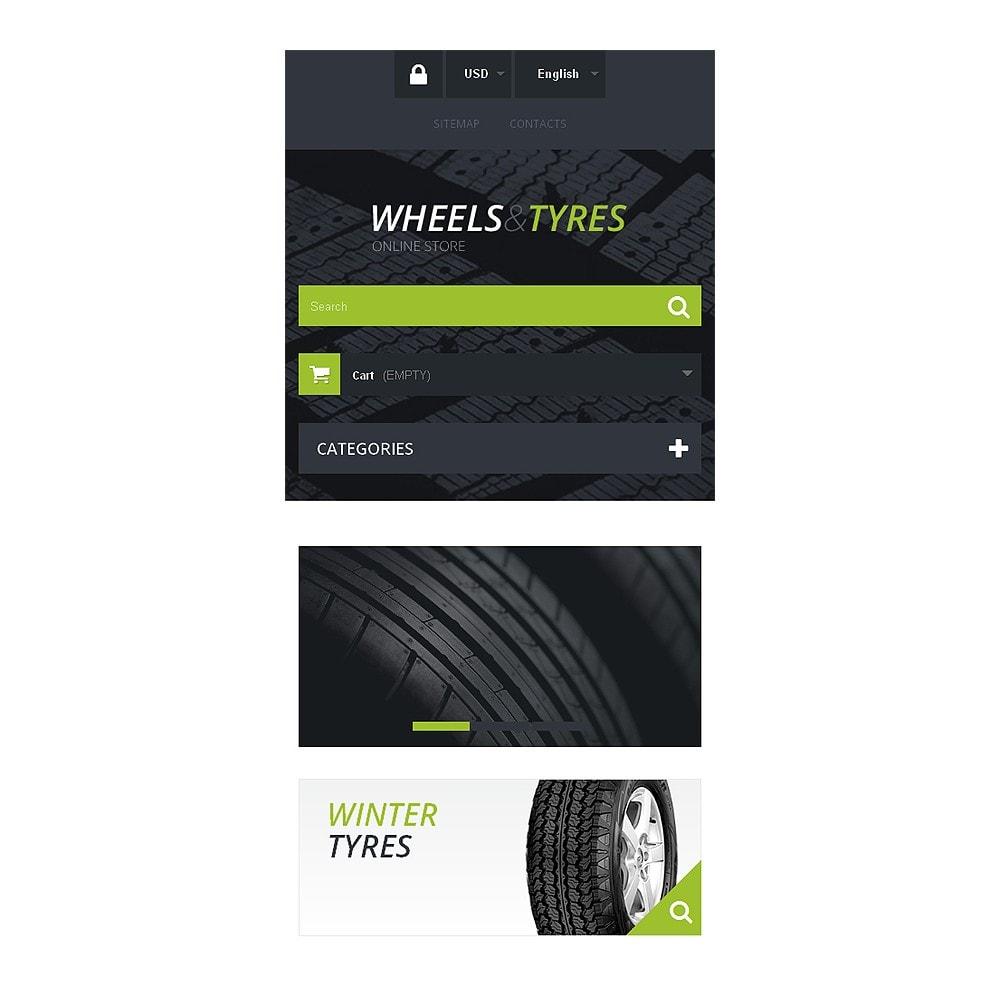 theme - Auto & Moto - Wheels and Tyres - 9