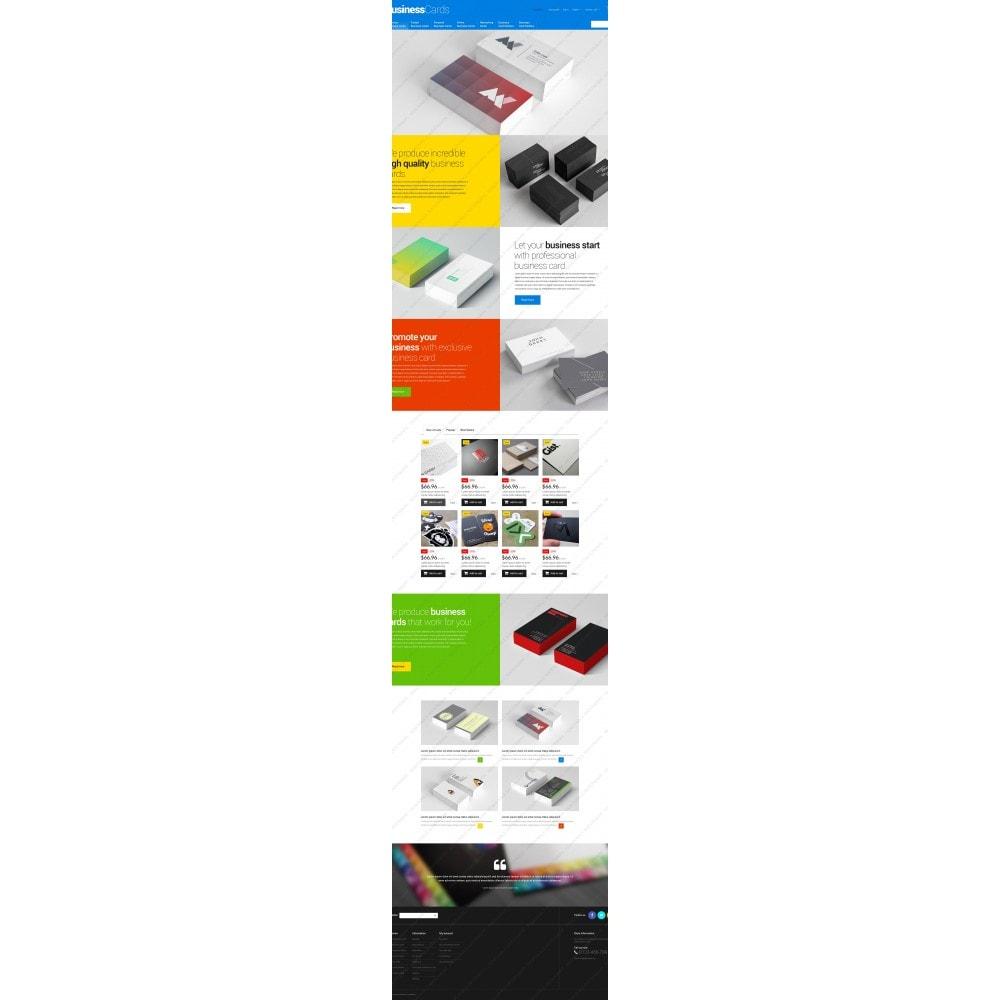 theme - Thèmes PrestaShop - Cartes de visite minutieusement conçues - 3