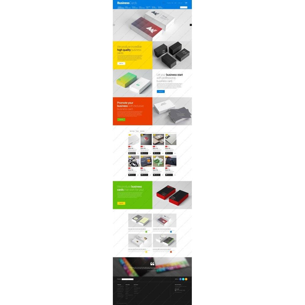 theme - Thèmes PrestaShop - Cartes de visite minutieusement conçues - 5
