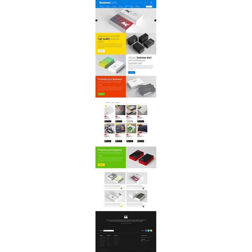 theme - Thèmes PrestaShop - Cartes de visite minutieusement conçues - 10