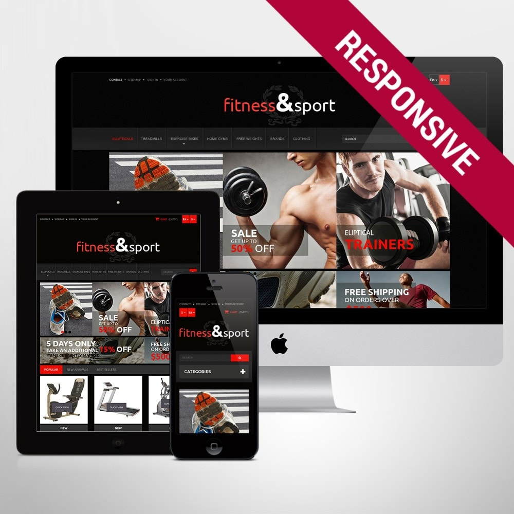 theme - Deportes, Actividades y Viajes - Exercise  Fitness Gear - 1