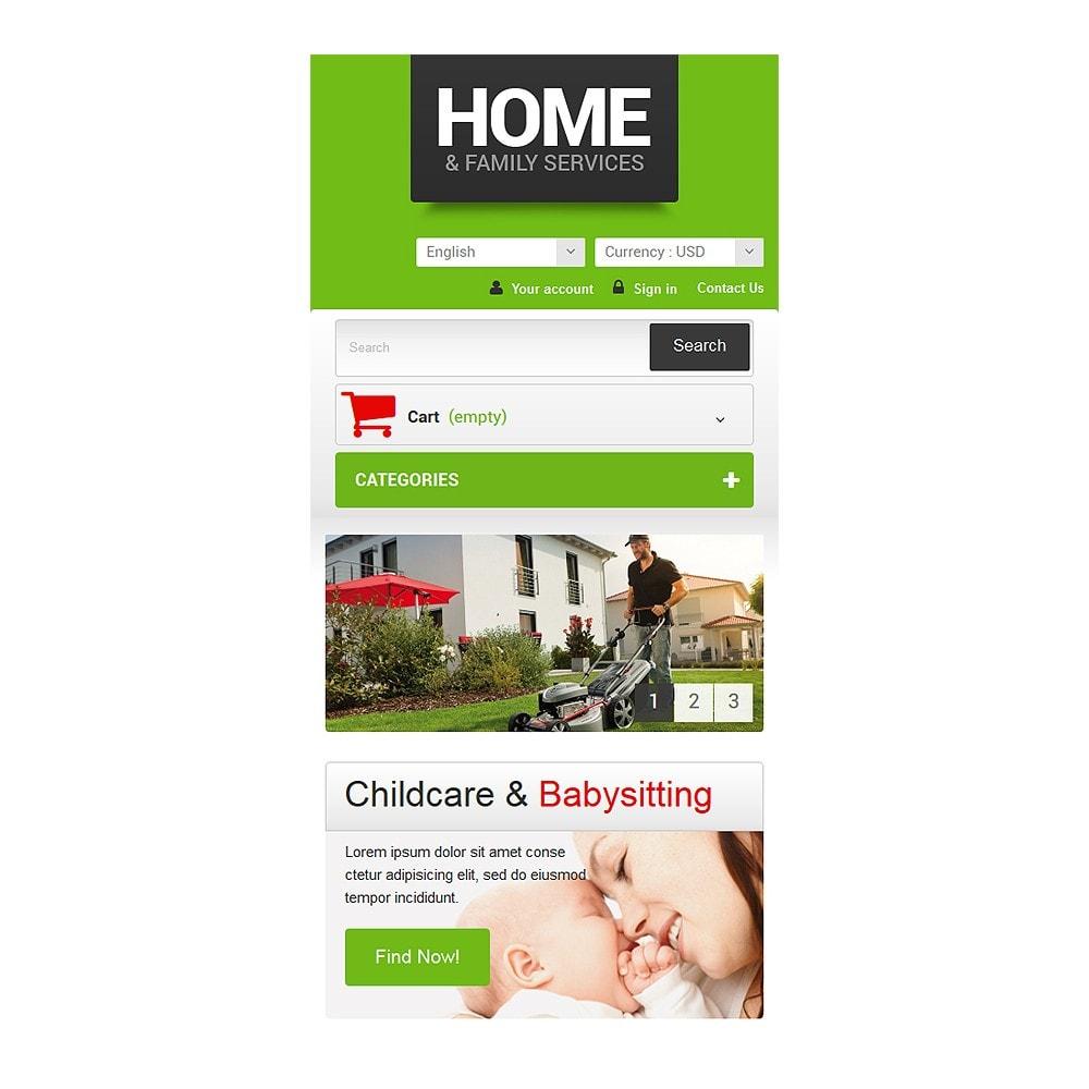 theme - Home & Garden - Home  Family Services - 8