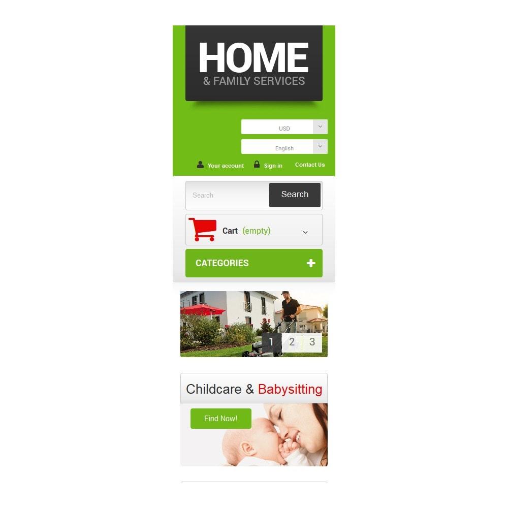 theme - Home & Garden - Home  Family Services - 9