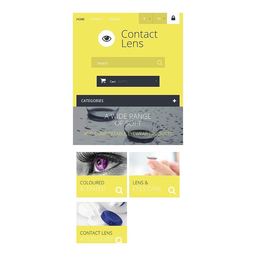 theme - Saúde & Beleza - Contact Lens Technology - 8