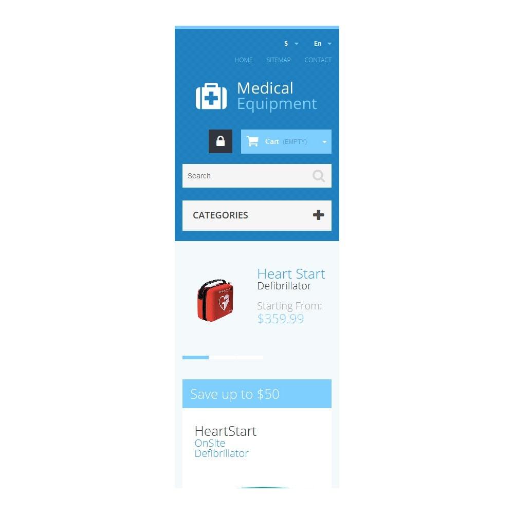 theme - Здоровье и красота - Medical Care - 9