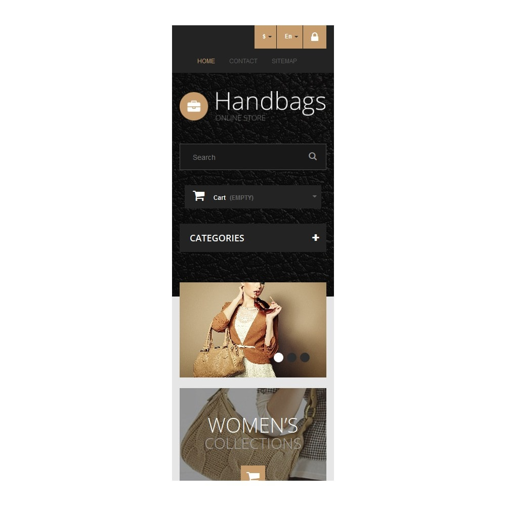 theme - Мода и обувь - Handbag Boutique - 9