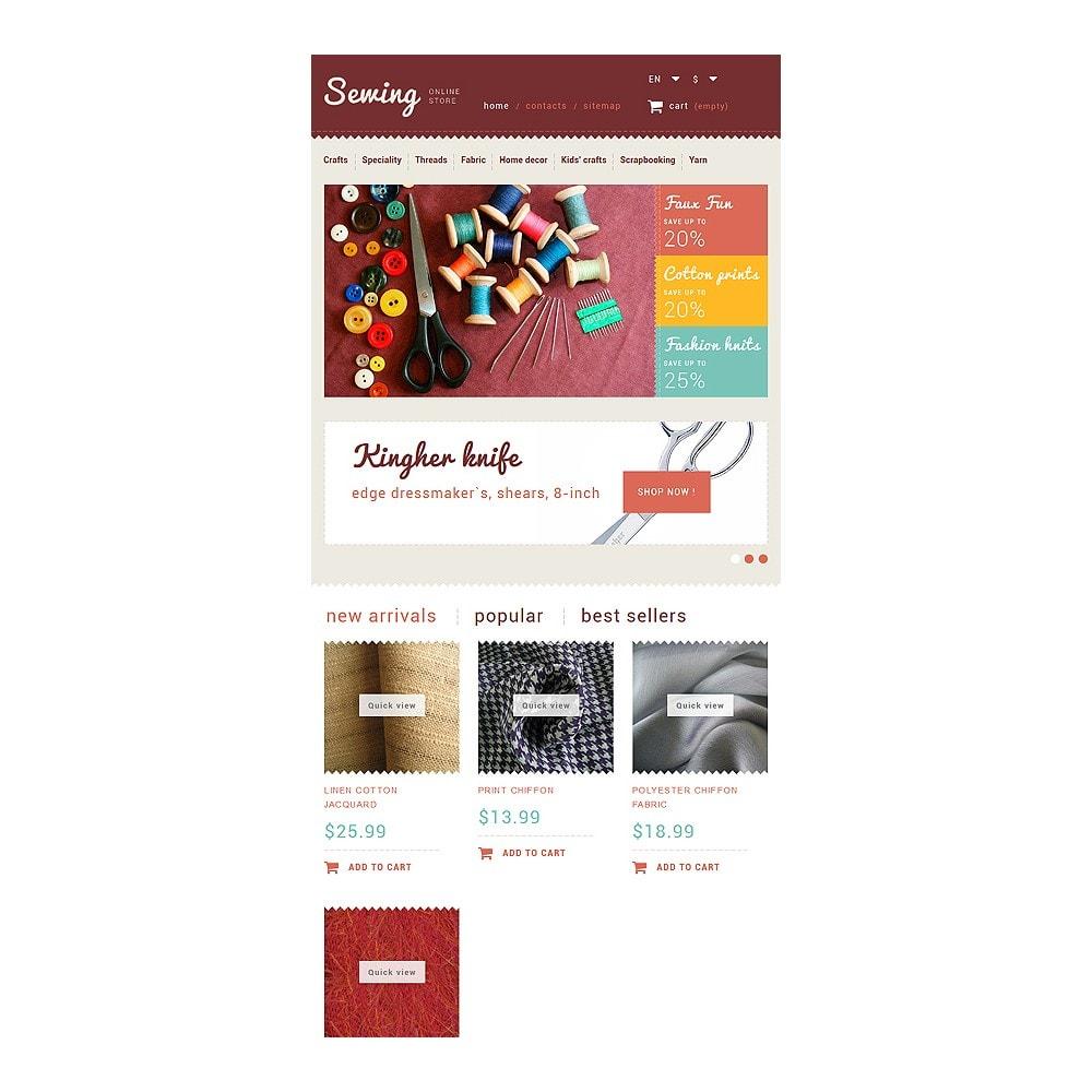 theme - Enfants & Jouets - Sewing Store - 7