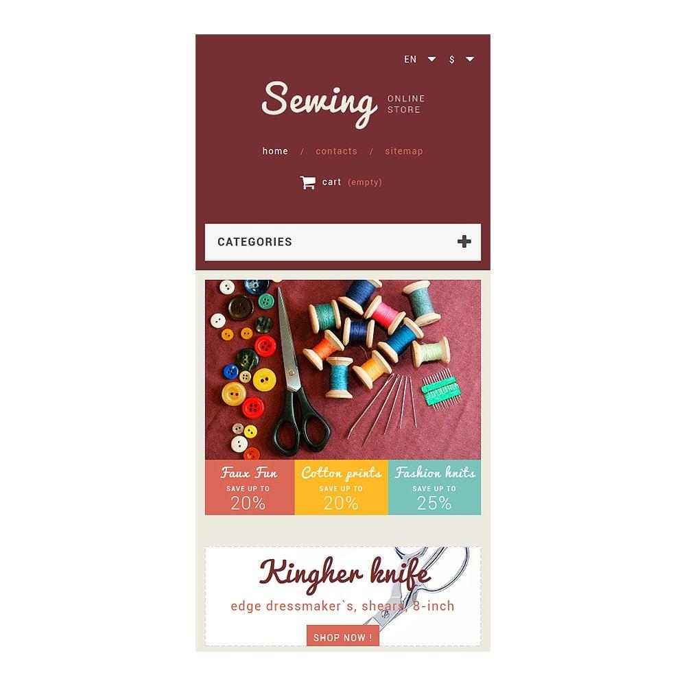 theme - Enfants & Jouets - Sewing Store - 8