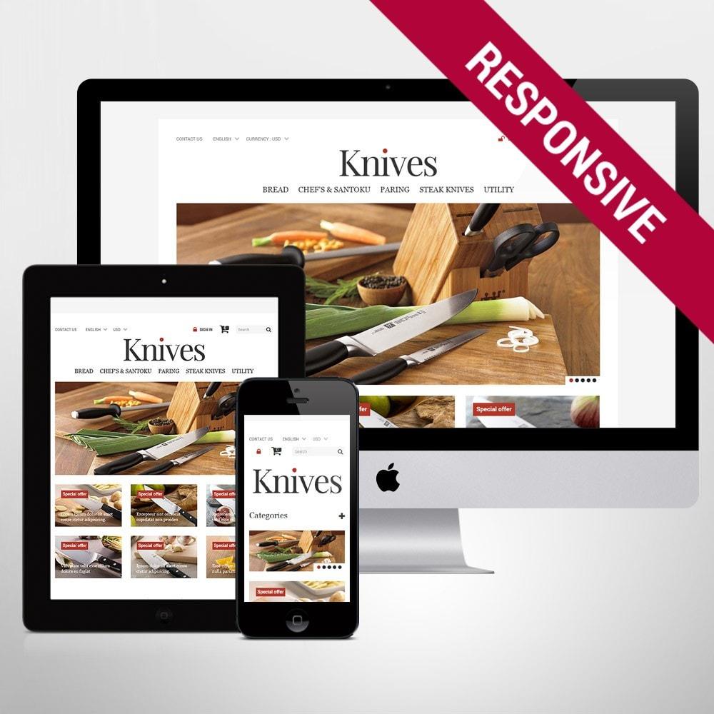 theme - Arte & Cultura - Knives Store - 1