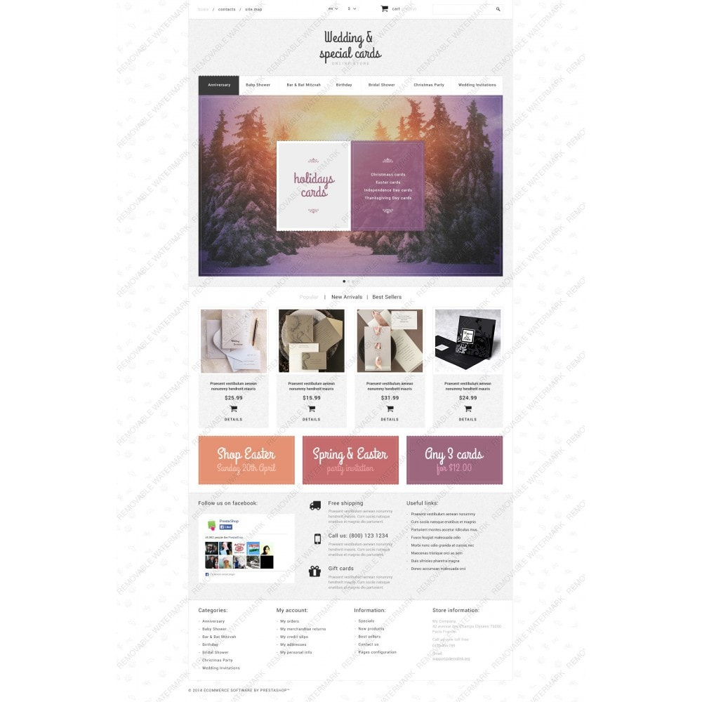 theme - Mode & Schoenen - Cards Store - 3