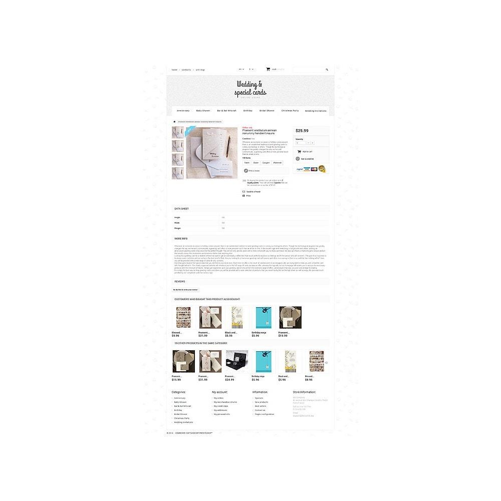 theme - Mode & Schoenen - Cards Store - 6