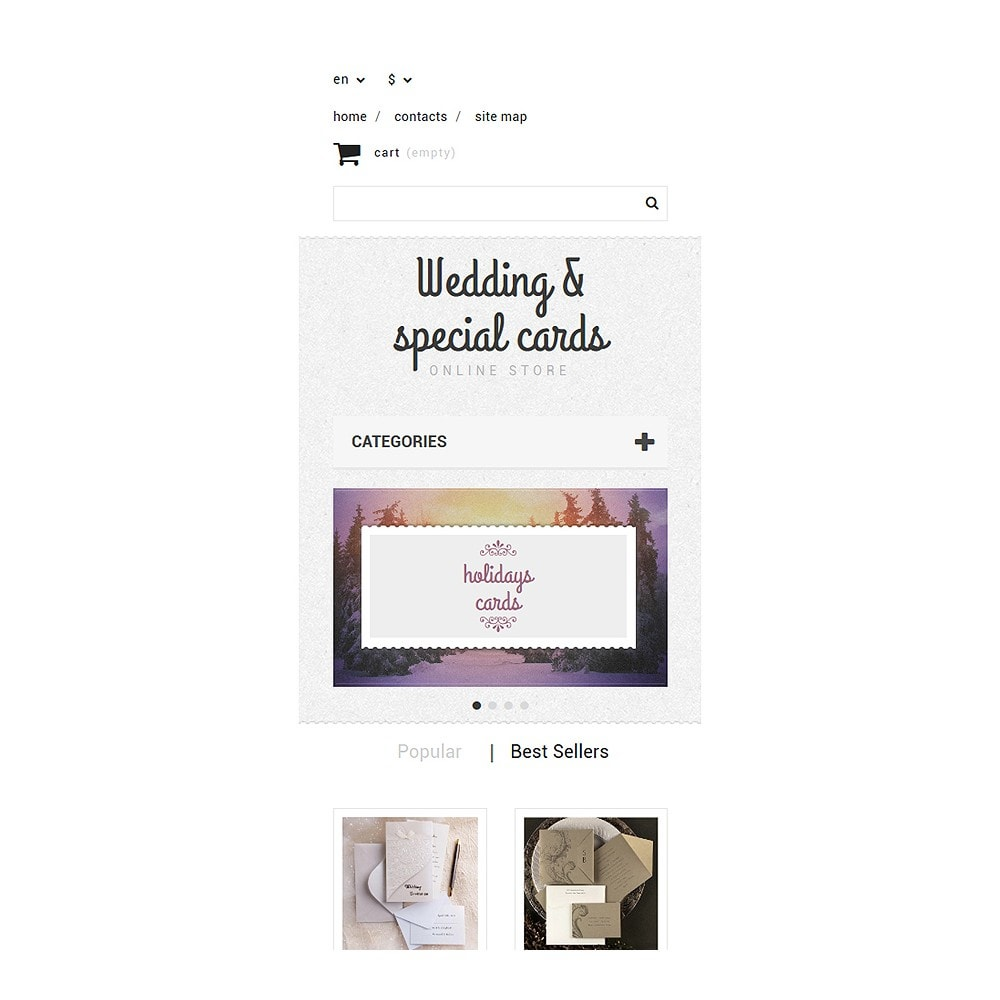 theme - Mode & Schoenen - Cards Store - 8