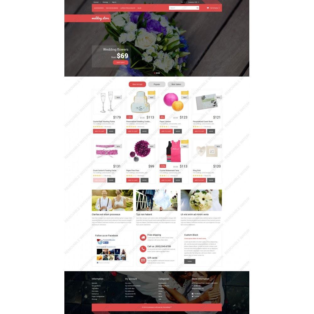 theme - Fashion & Shoes - Wedding Day Essentials - 3