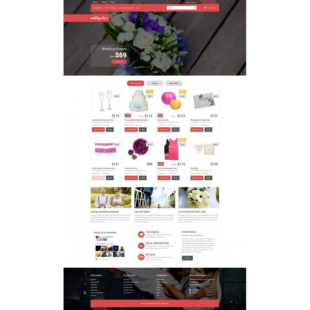 theme - Fashion & Shoes - Wedding Day Essentials - 4