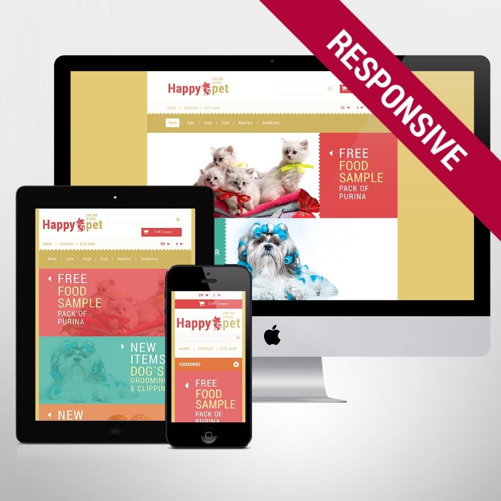 theme - Animales y Mascotas - Pets Shopping - 1