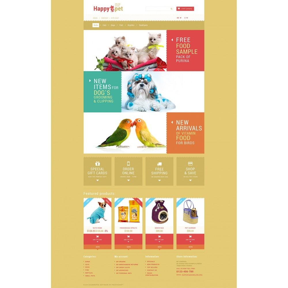 theme - Animales y Mascotas - Pets Shopping - 2