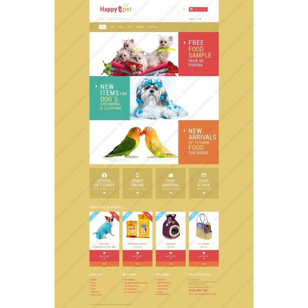 theme - Animales y Mascotas - Pets Shopping - 3