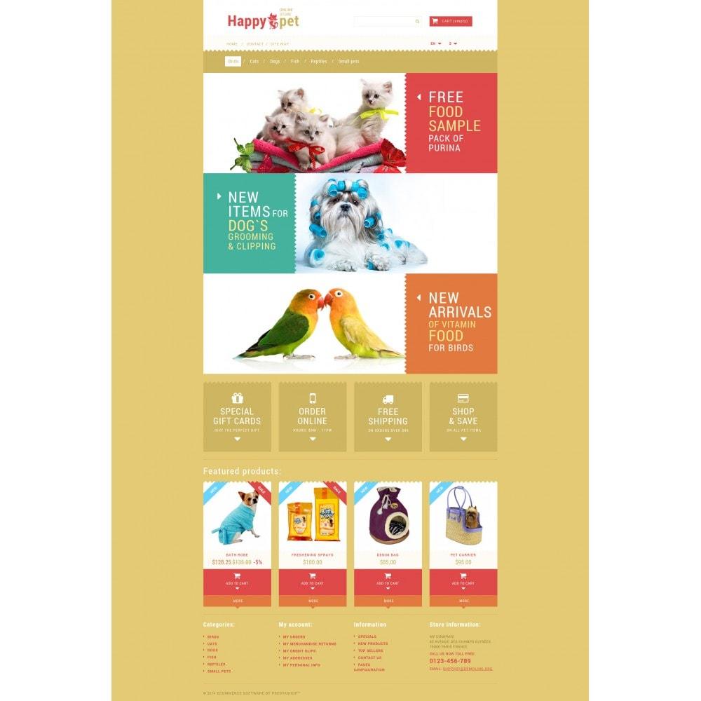 theme - Animales y Mascotas - Pets Shopping - 4