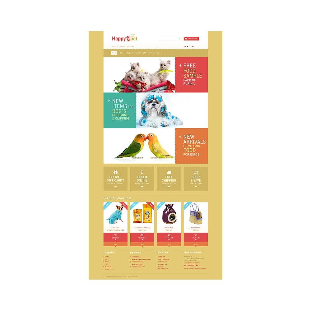 theme - Animales y Mascotas - Pets Shopping - 10