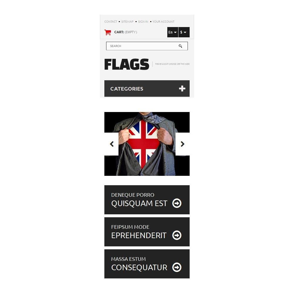 theme - PrestaShop Szablony - Flag Shop - 9