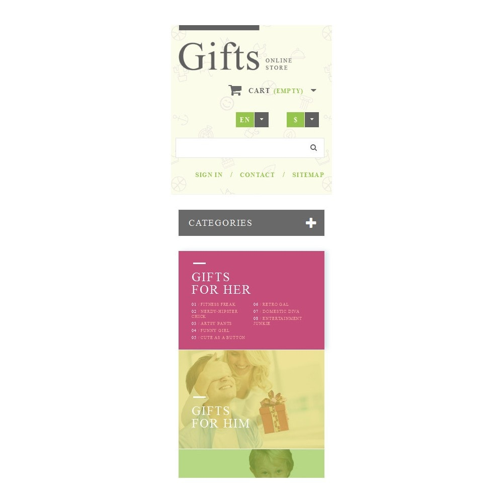 theme - Gifts, Flowers & Celebrations - Gift Shop - 6