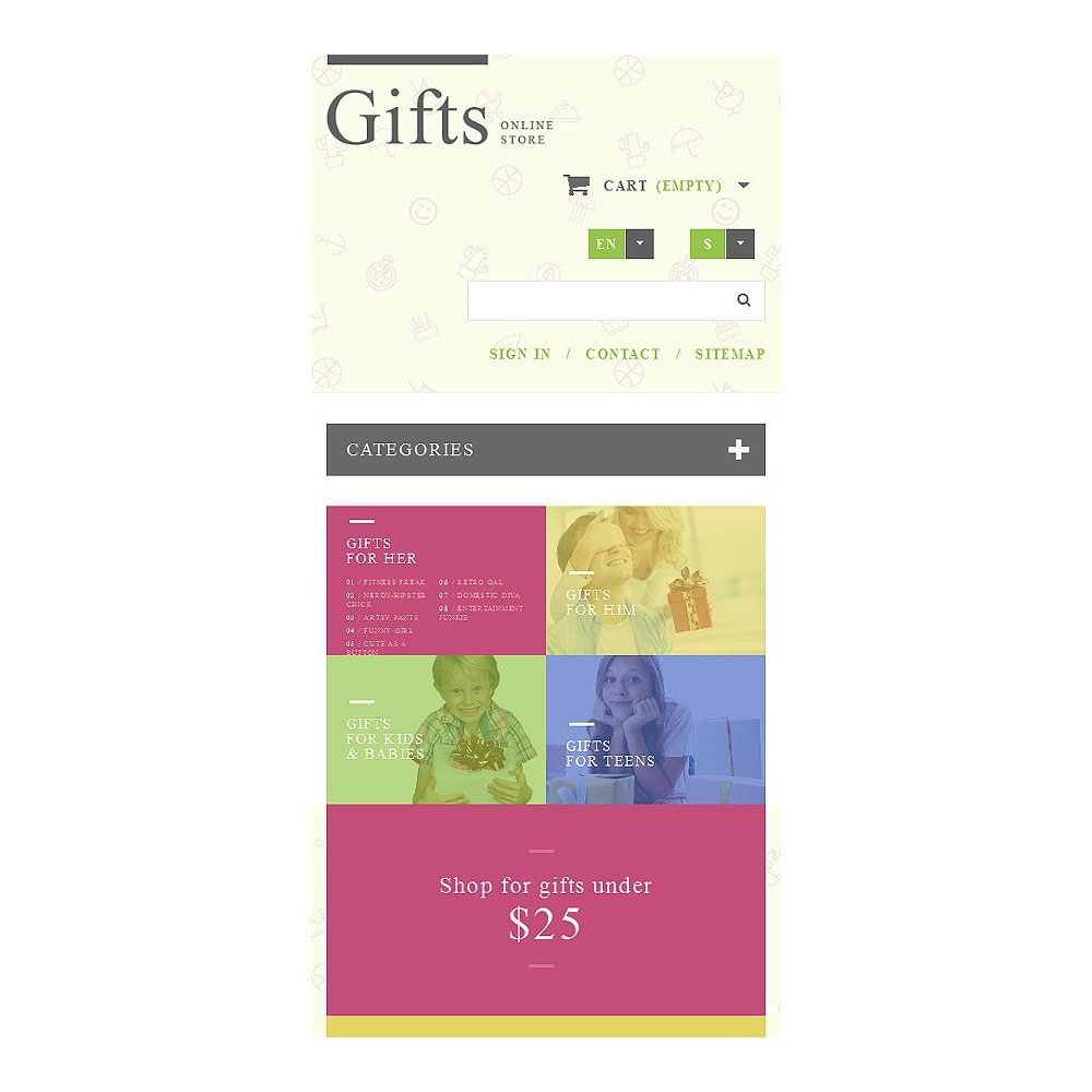 theme - Gifts, Flowers & Celebrations - Gift Shop - 9