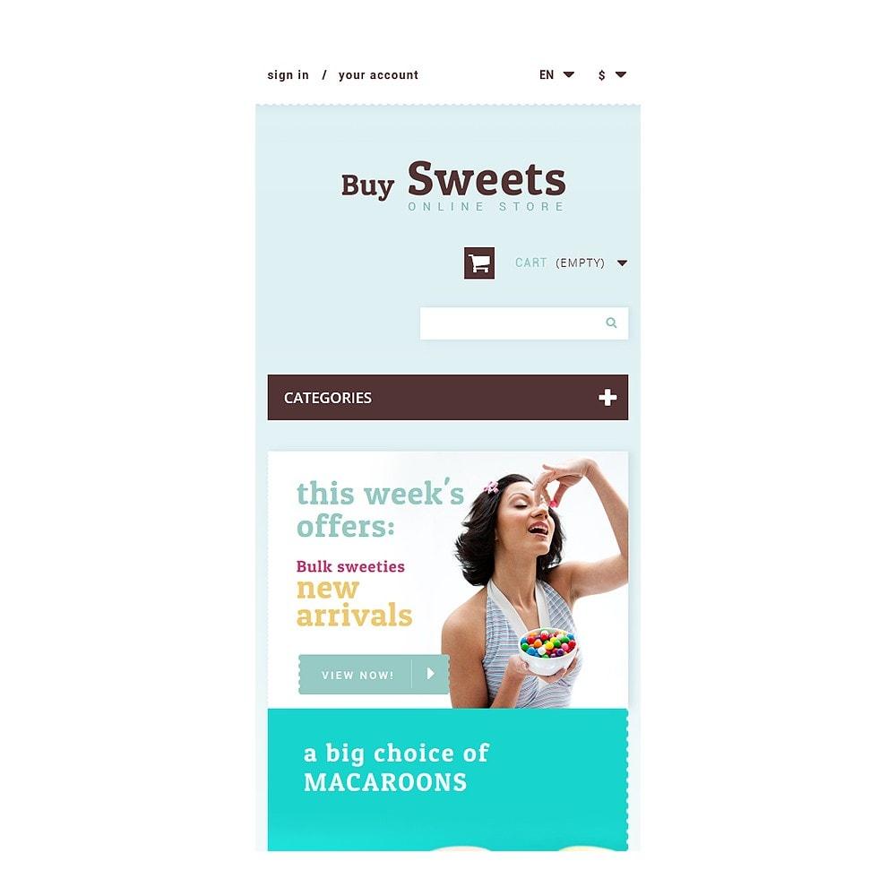 theme - Cibo & Ristorazione - Sweet Store - 8