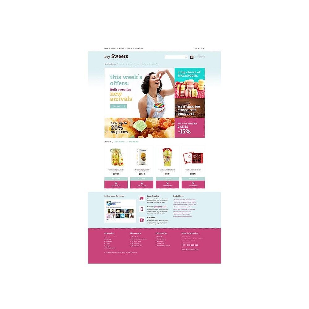 theme - Cibo & Ristorazione - Sweet Store - 10