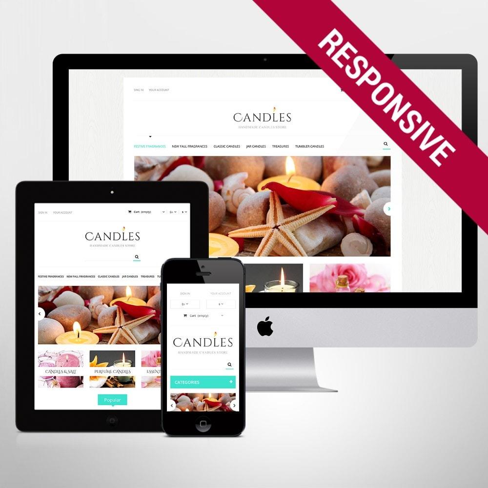 theme - Cadeaux, Fleurs et Fêtes - Handmade Candles Store - 1