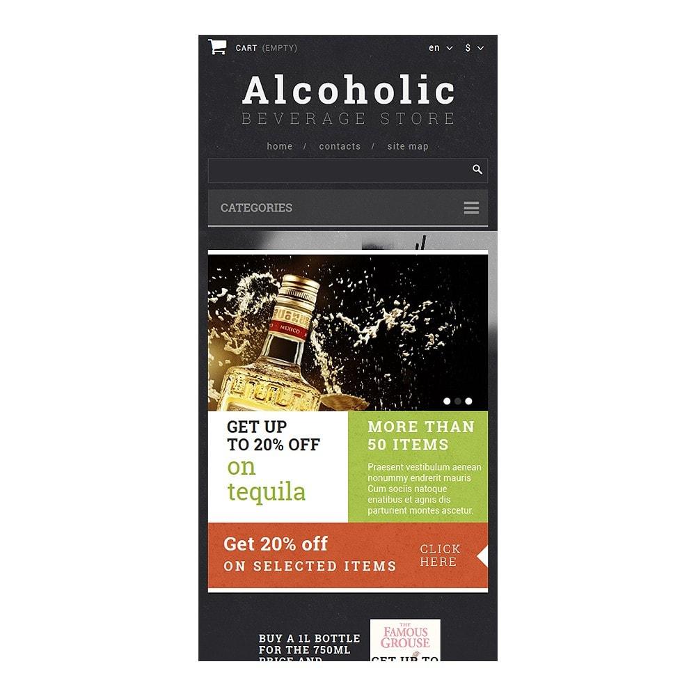 theme - Food & Restaurant - Alcoholic Beverage Store - 8
