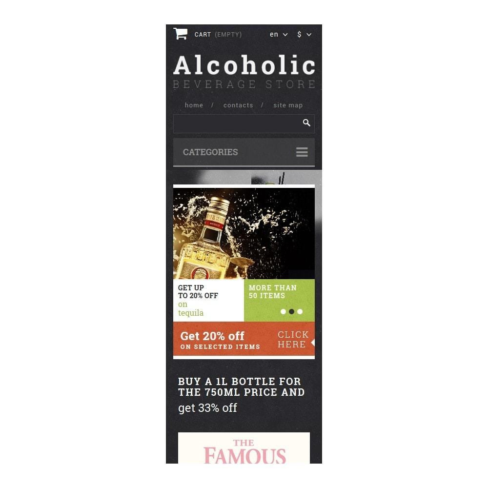 theme - Food & Restaurant - Alcoholic Beverage Store - 9