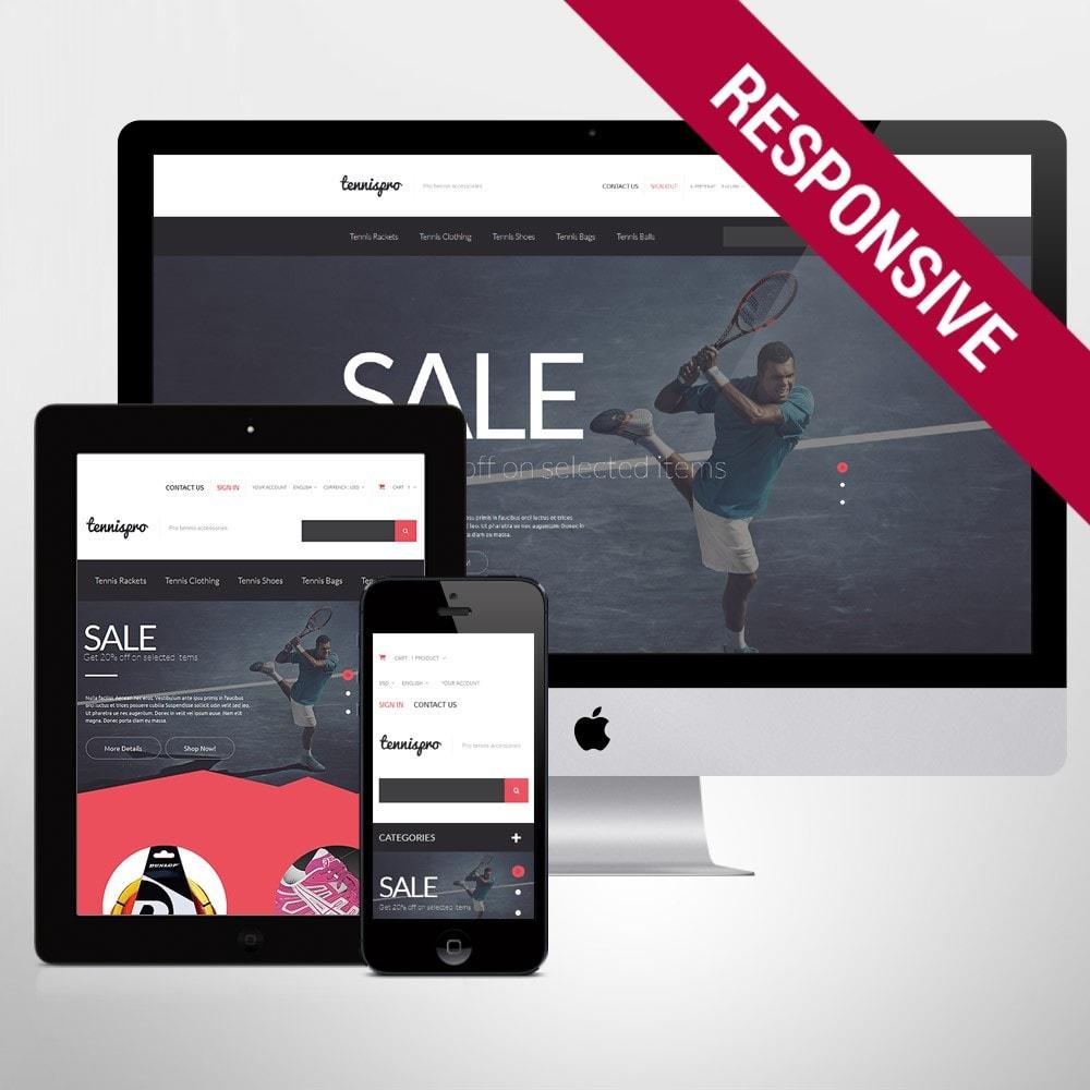 theme - Sport, Aktivitäten & Reise - Tennis Gear - 1