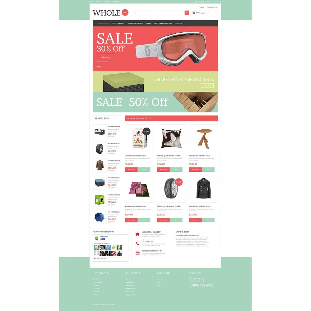 theme - Fashion & Shoes - Wholesale Online - 2