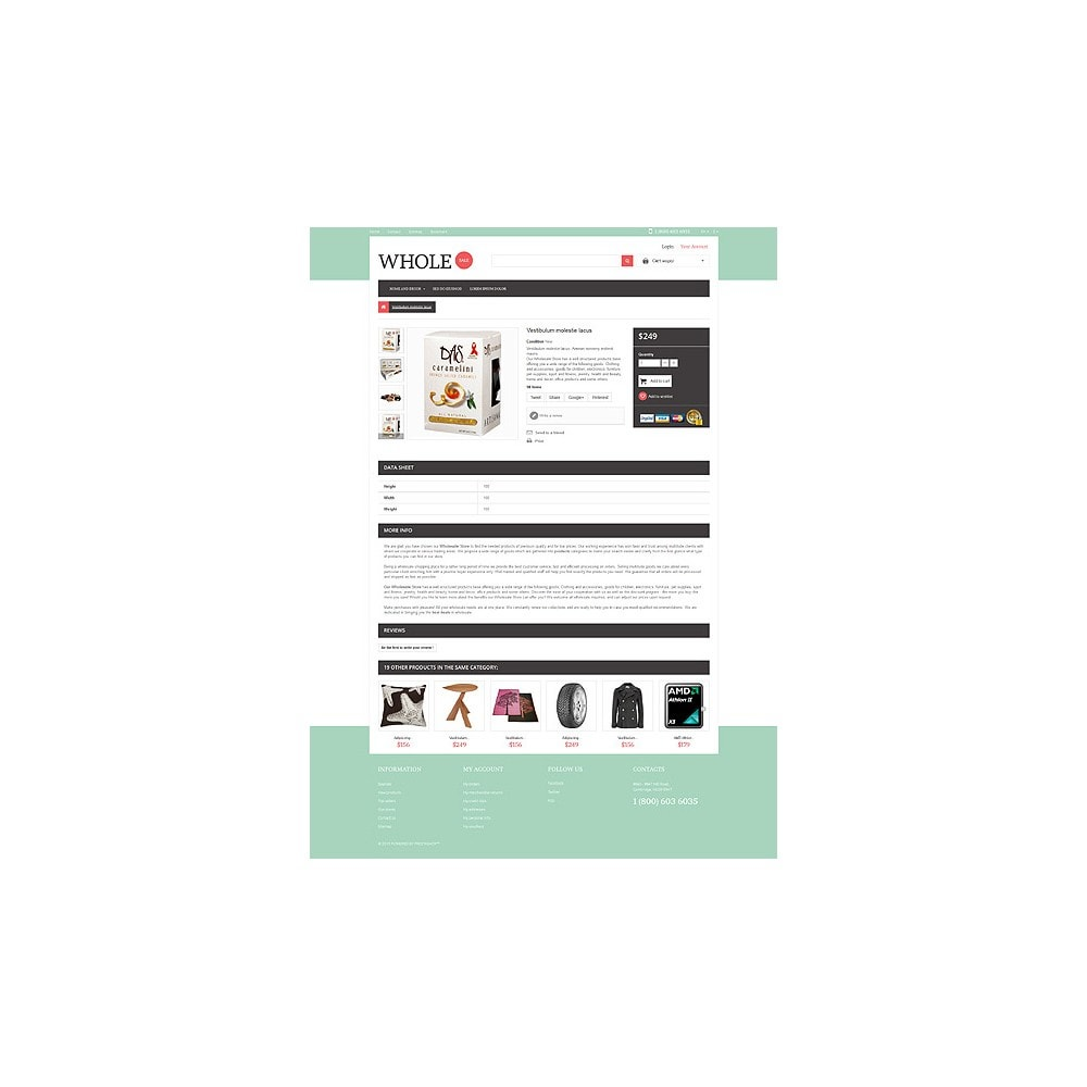 theme - Fashion & Shoes - Wholesale Online - 6