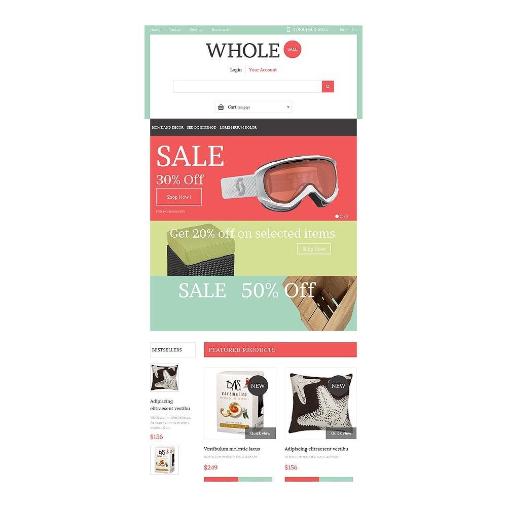 theme - Fashion & Shoes - Wholesale Online - 7