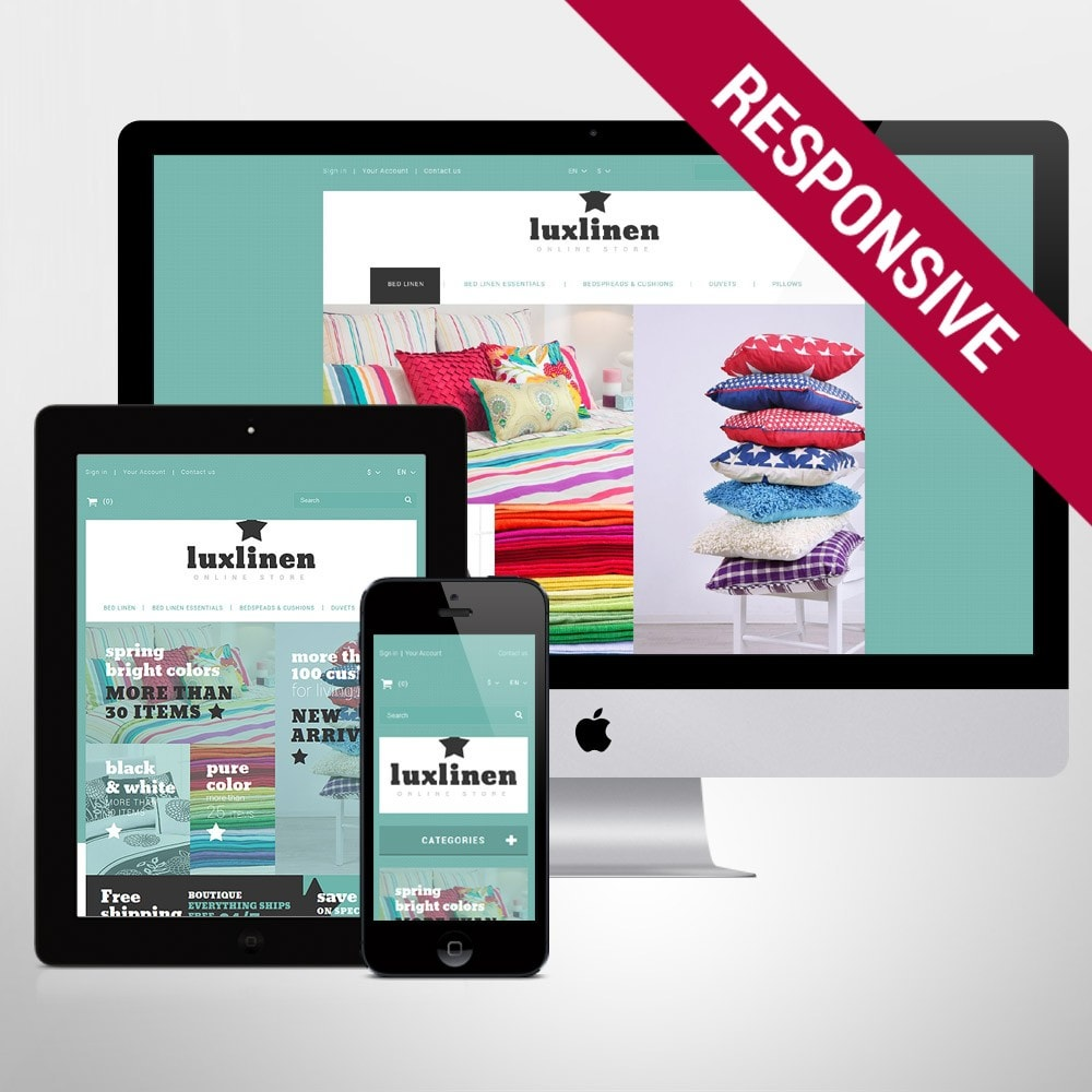 theme - Arte y Cultura - Luxury Linen Store - 1