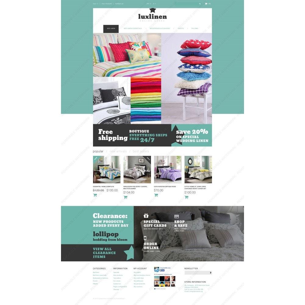 theme - Kultura & Sztuka - Luxury Linen Store - 3