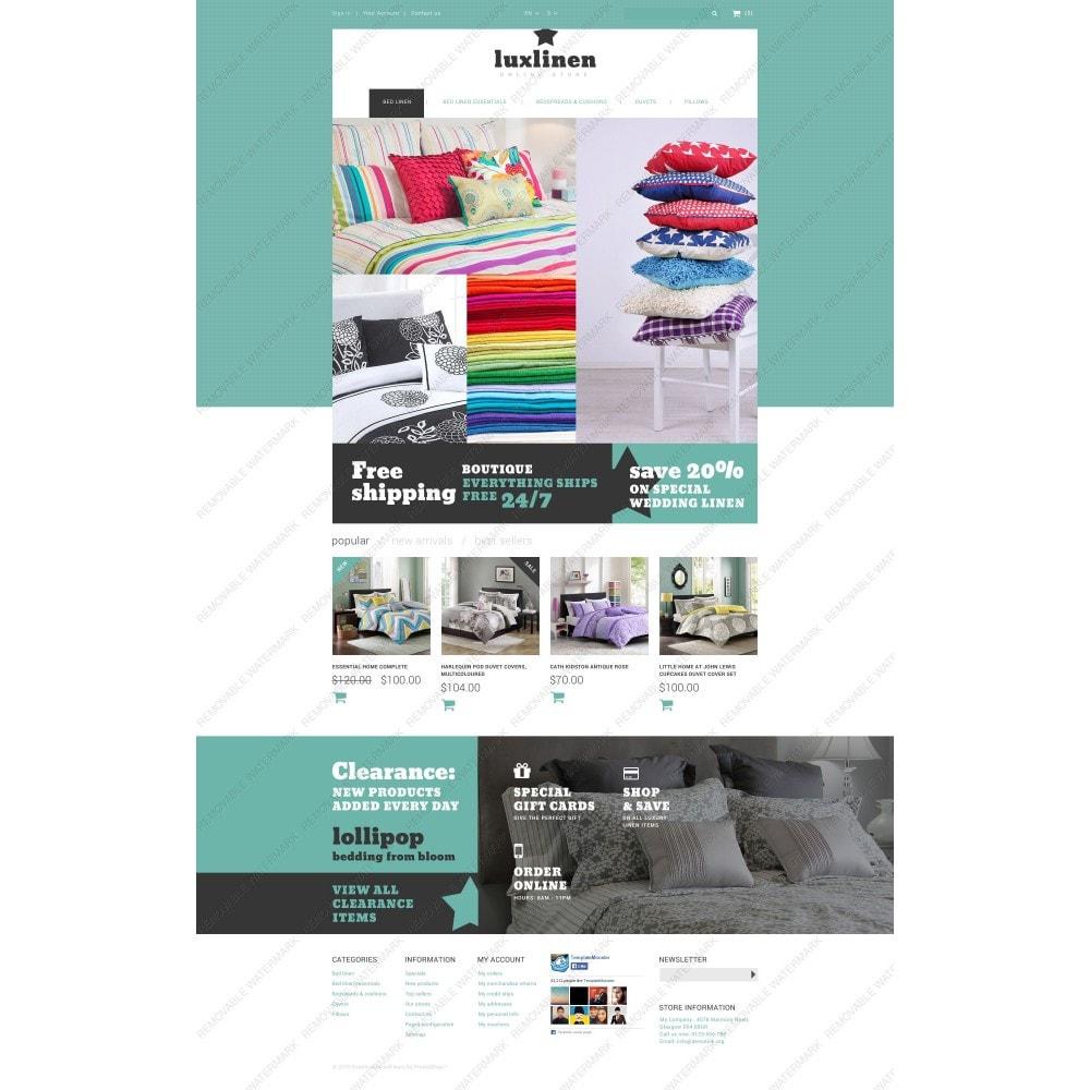 theme - Kultura & Sztuka - Luxury Linen Store - 5
