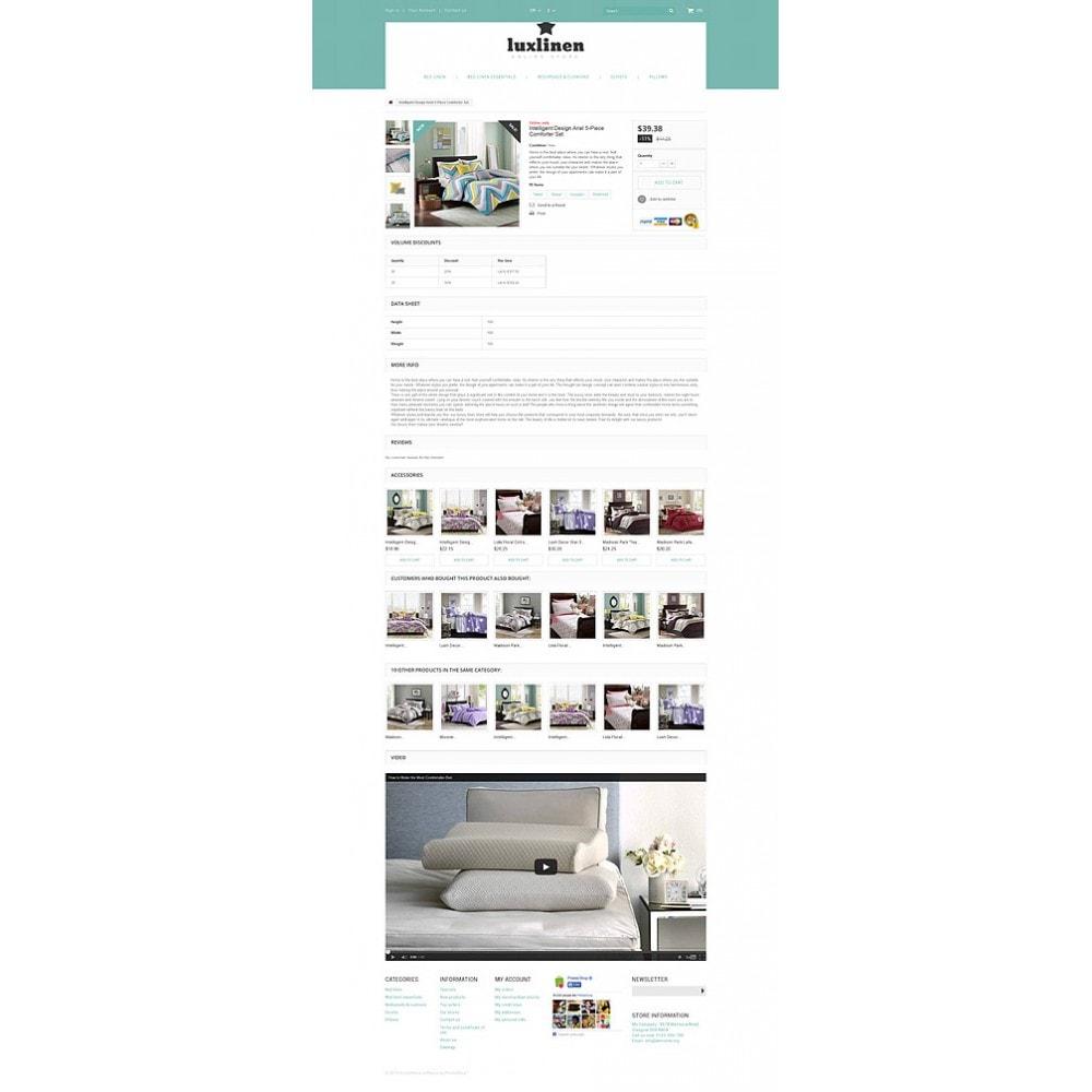 theme - Kultura & Sztuka - Luxury Linen Store - 6