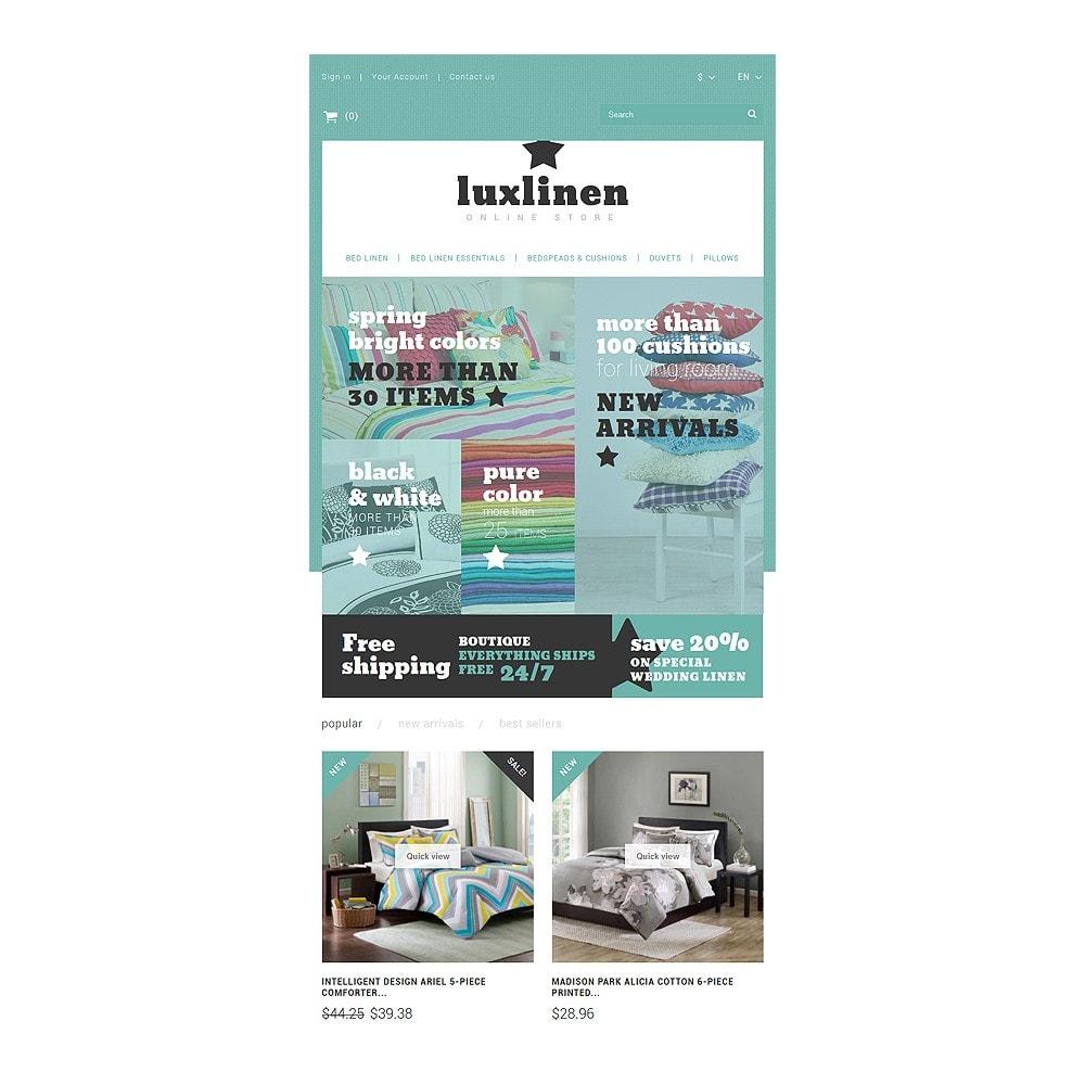 theme - Arte y Cultura - Luxury Linen Store - 7